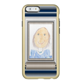Show Off Your Kid's Art or Photo Incipio Feather® Shine iPhone 6 Case