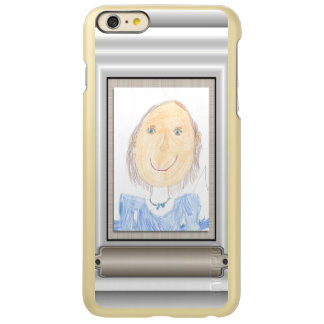 Show Off Your Kid's Art or Photo Incipio Feather® Shine iPhone 6 Plus Case