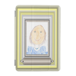 Show Off Your Kid's Art or Photo iPad Mini Cover