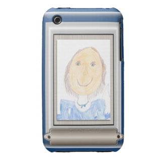 Show Off Your Kid's Art or Photo iPhone 3 Covers