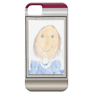 Show Off Your Kid's Art or Photo iPhone SE/5/5s Case