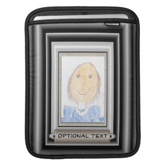 Show Off Your Kid's Art or Photo Sleeve For iPads