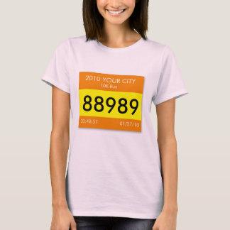 show off your race T-Shirt