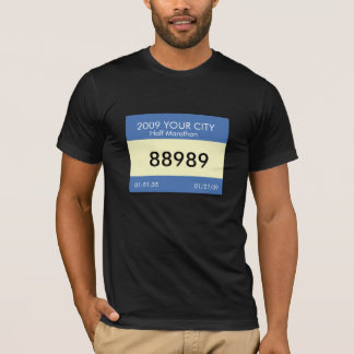 show off your race T-Shirt