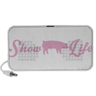 Show Pig Life Mp3 Speakers
