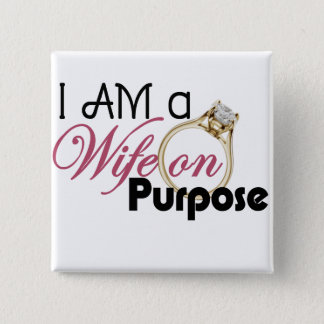 show pride in being a wife button