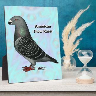 Show Racer ASR Plaque
