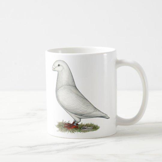 Show Racer White Coffee Mug