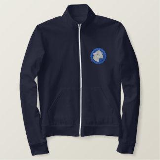 Show Sheep Logo Embroidered Jacket