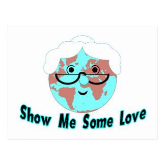 Show Some Love Postcard
