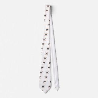Show Steer Neck Tie