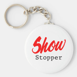 Show Stopper Keychain