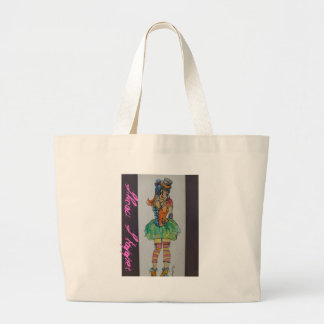 Show Stopper Large Tote Bag