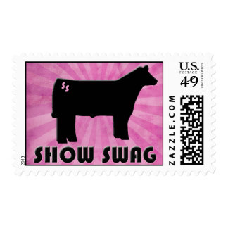 Show Swag Postage Stamps