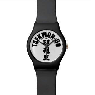 Show Taekwon-C Wrist Watch