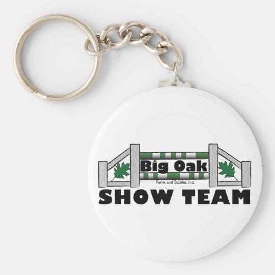 Show Team Key Chain