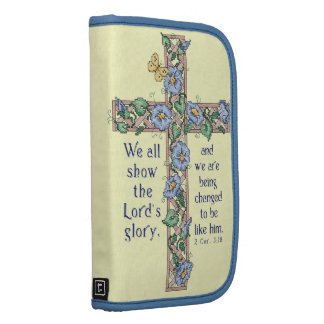 Show the Lord's Glory, 2 Cor 3:18 - Large Planner