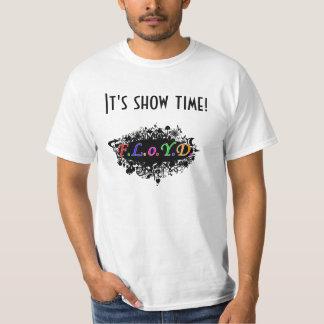 Show Time Tee! T-Shirt
