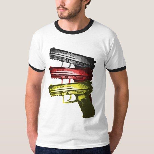 Show Your Colors: HK P30 Ringer T-Shirt