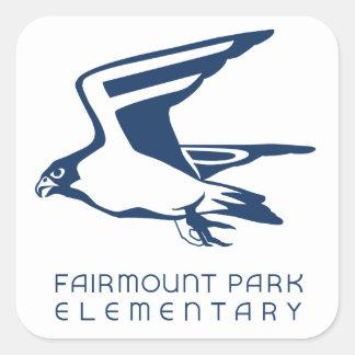Show your Fairmount Park Elementary Spirit! Sticker