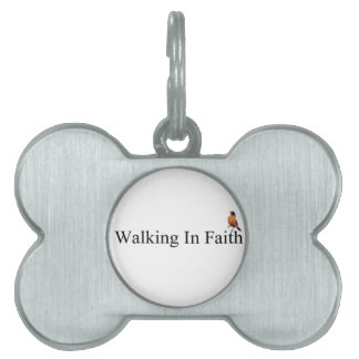 Show Your Faith with Custom Products Pet ID Tag