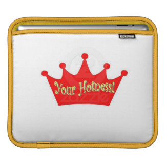 Show Your Hotness while surfing on your iPad! iPad Sleeve