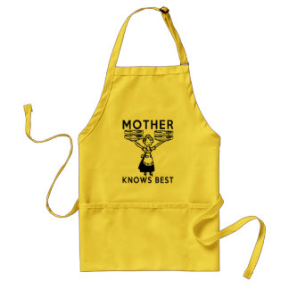 Show your love for mom and bacon this Mother's Day Adult Apron