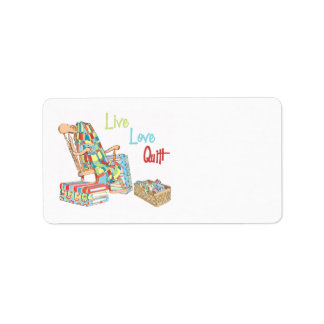 Show your love of quilti label