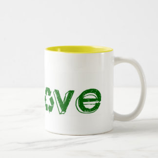 Show your Love Recycle Mug