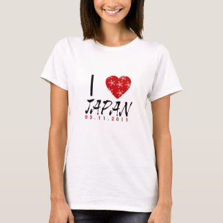 Show Your Love to Japan T-Shirt
