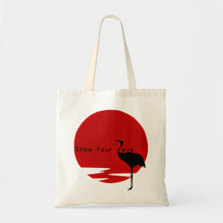 Show Your Love Tote Bag