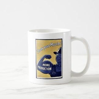 Show Your Muscle Coffee Mug