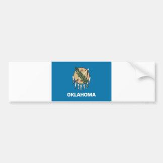 Show your Oklahoma Pride! Bumper Sticker