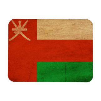 Show your Oman Pride! Magnet