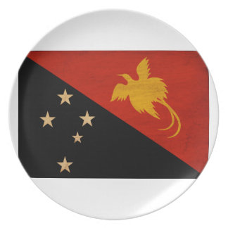 Show your Papua new Guinea Pride! Plate