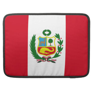 Show your Peru Pride! Sleeve For MacBook Pro