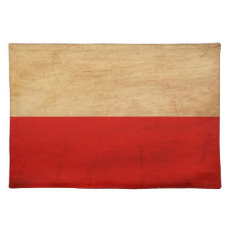 Show your Poland Pride! Cloth Placemat
