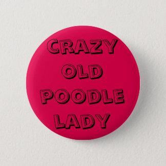 Show your poodle pride button