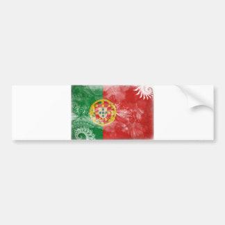 Show your Portugal Pride! Bumper Sticker