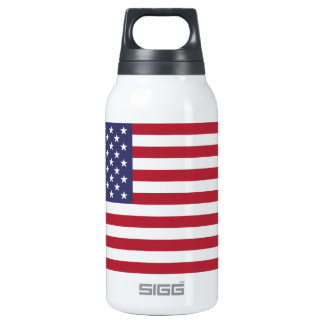 Show your pride in the United States! Insulated Water Bottle