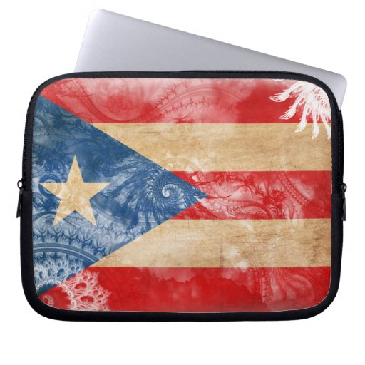 Show your Puerto Rico Pride! Computer Sleeves