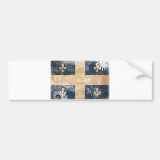 Show your Quebec Pride! Bumper Sticker