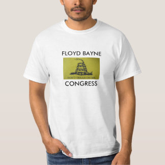 Show your support for Floyd Bayne Tshirt