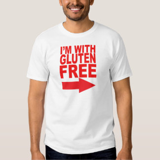 Show your support for your Gluten-Free loved one! T Shirt