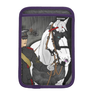 Show Your Support Horse and Handler Sleeve For iPad Mini