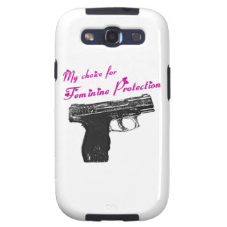Show your support of our 2nd amendment in U.S.A. Samsung Galaxy SIII Covers