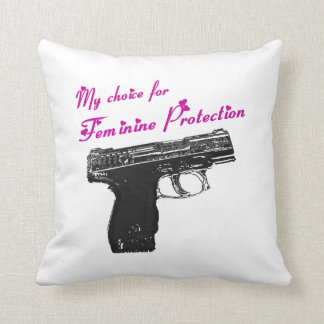 Show your support of our 2nd amendment in U.S.A. Pillow