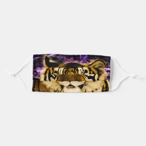 Show your Tiger spirit Cloth Face Mask