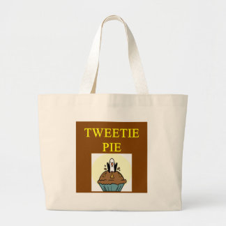 show your tweet twitter love large tote bag