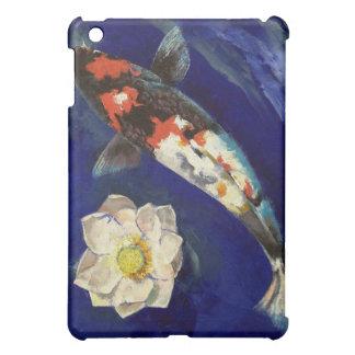 Showa Koi and Lotus iPad Case